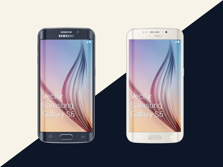 Free Samsung Galaxy S6  Mockup preview