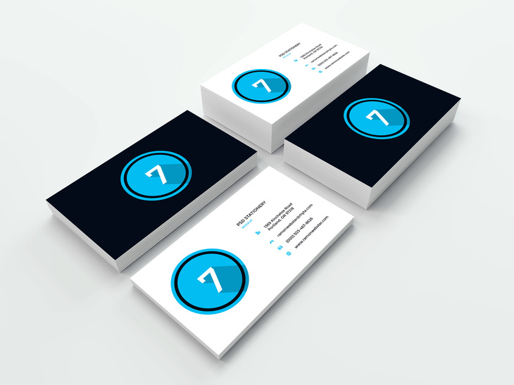 Business Card Mockup Vol.11 preview