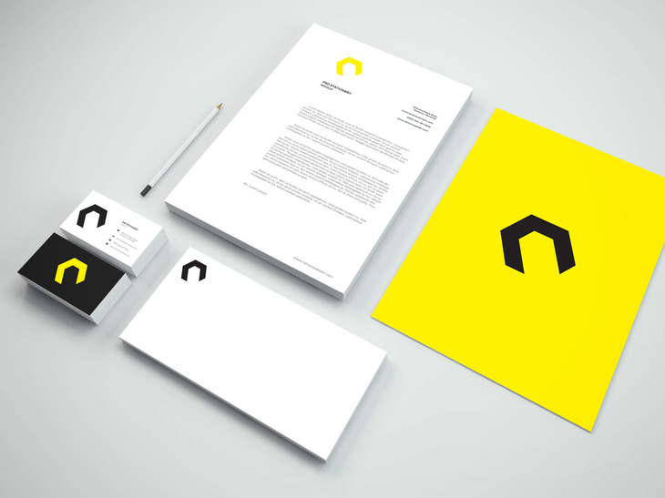 Branding Stationery Mockup Vol.6 - graphberry.com