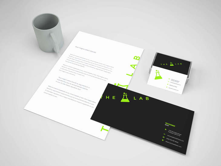 Branding Stationery Mock Up Vol.10 preview