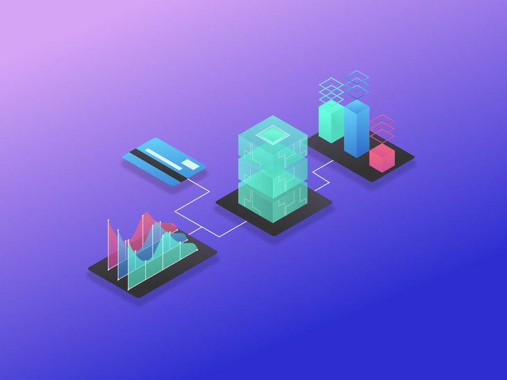 Isometric Technology Illustration preview
