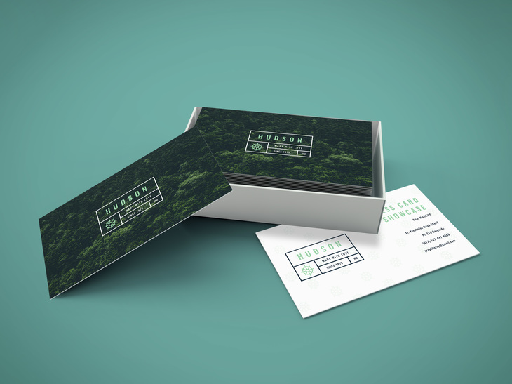 Business Cards Mockup Vol.19 preview