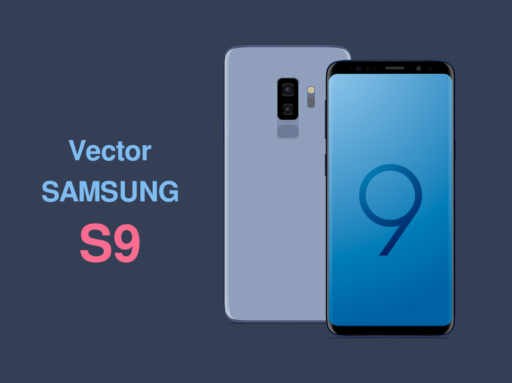 Vector Samsung S9 preview