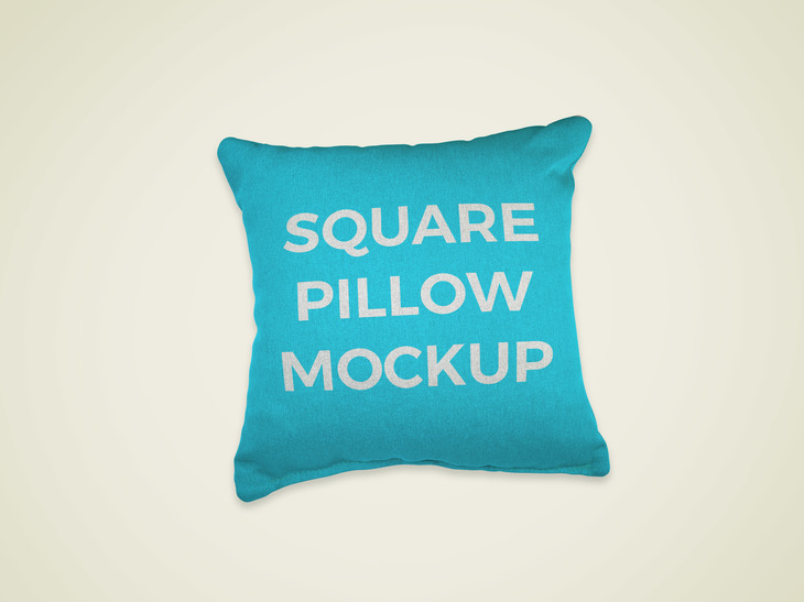 Pillow PSD Mockup preview