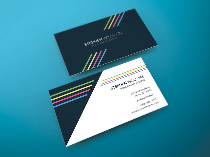 Two side print ready business card graphberry two side print ready business card colourmoves