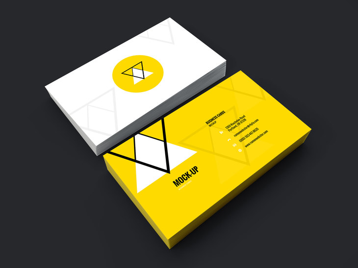 Business card mockup vol7 graphberry business card mockup vol7 preview wajeb