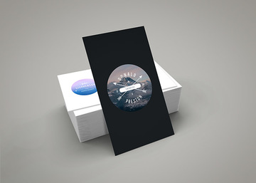 Business Card Mockup Vol.10