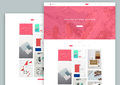 Sneak - Simple Portfolio PSD Website Template
