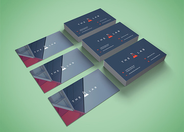 Business Cards Mockup Vol.13