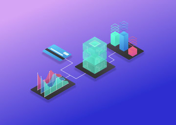 Isometric Technology Illustration