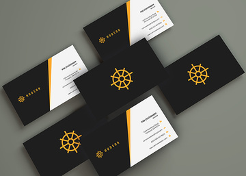 Business Cards Mockup Vol.16