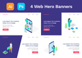 Web Hero Banners