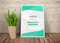 Artwork Frame PSD Mockup Vol.2